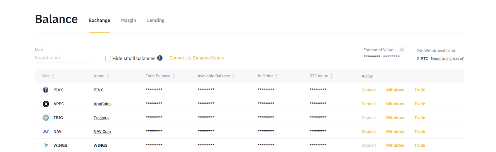 Binance Guide - Step 6